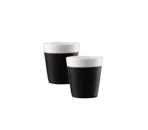 זוג כוסות אספרסו ®BISTRO