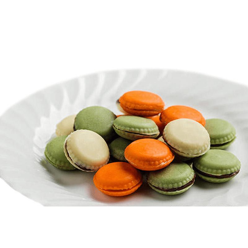 תבנית סיליקון לשוקולד 15 שקעים MACARON