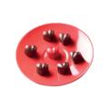 תבנית סיליקון שוקולד לבבות 15 שקעים Monamour