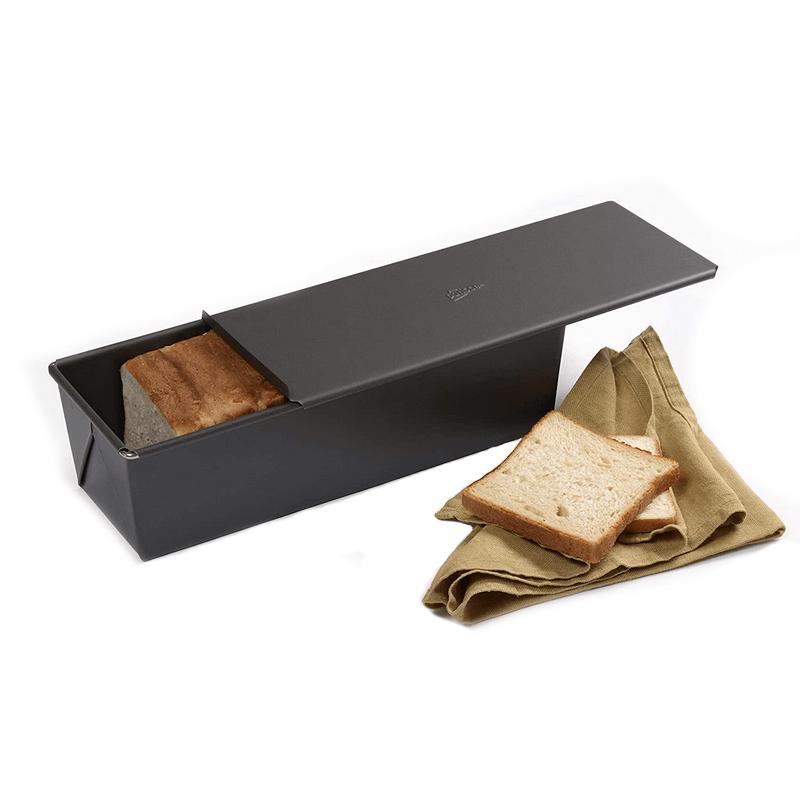 תבנית לחם קסטן עם מכסה