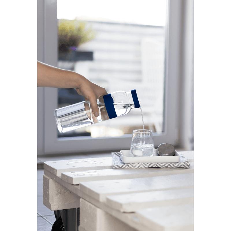 קראף מים כחול עם אינפיוזר SUND